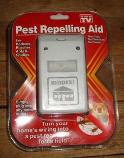 PEST REPELLING AID (as seen on TV)