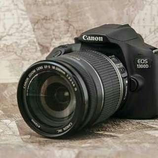 Canon Eos 1300D Bisa Kredit