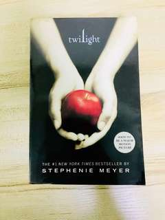 Twilight (Twilight #1) by Stephenie Meyer