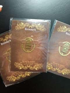 Bookmark -Set of 3