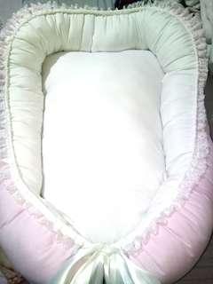 Princess baby bed