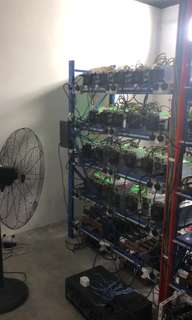 mining rig hosting services cheapest