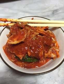 Authentic Kimchi