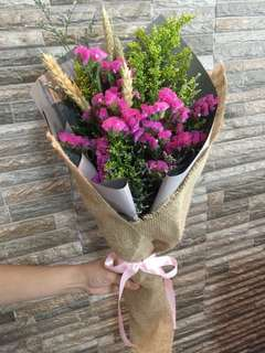 (Mother's Day special for pre-order) Pre-dried Flower Bouquet