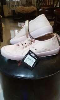 Casual sneaker pink mono