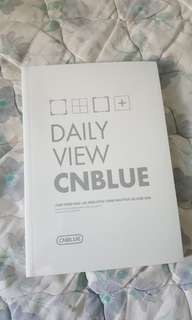 CNBlue Daily View Photobook / CNBlue 寫真書