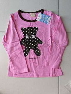 Long Sleeve T-shirt (110cm)