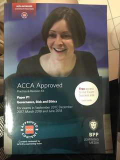 P1 practice revision kit/ ACCA past year paper analysis