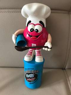 M&M's Dispenser