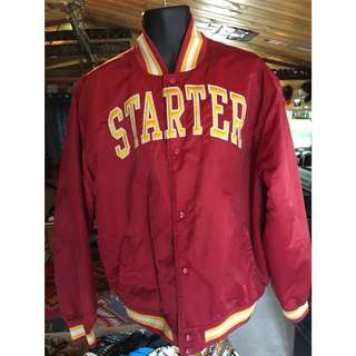 STARTER bomber jacket XXL