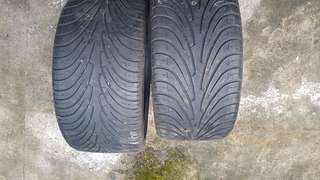 19 inch tyre from e92 335i
