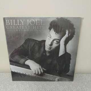 71至78年Billy Joel 兩碟 精選黑膠唱片