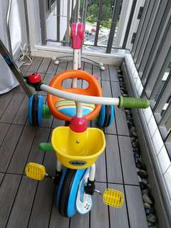 Buy 1 get 1 free Japan folderable tricycle