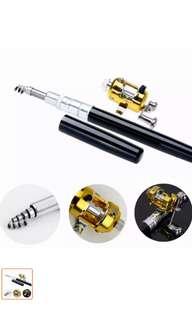 Pen-Sized Fishing Rod