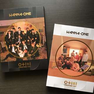 [WTS] UNSEALED WANNA ONE 2ND MINI ALBUM 0+1=1