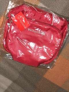 寶寶  背包   紅色