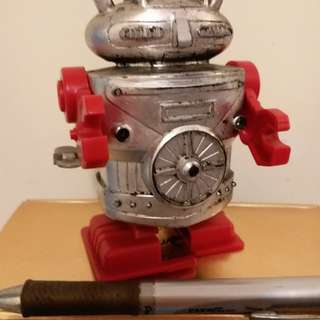 日本製造懷舊玩具上鍊公仔(罕有)