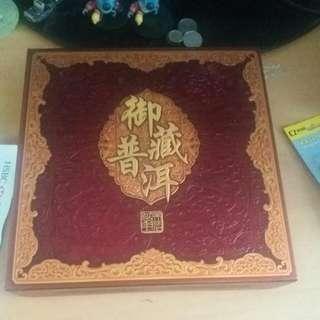 😀😀中國雲南禦藏普洱禮盒送禮自用👍👍