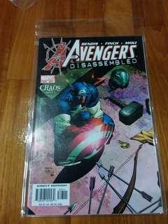 Marvel - The Avengers #503