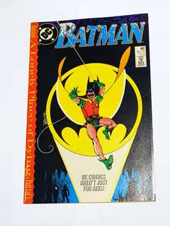 BATMAN 442 DC COMICS 1ST APPEARANCE TIM DRAKE ROBIN
