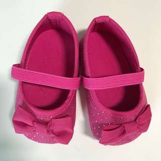 Baby Girl Shoes 11cm