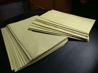 Envelope 牛皮紙信封文件袋