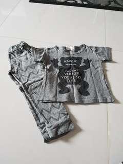 Set cloths