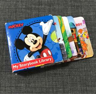 Mickey & Friend storybook library