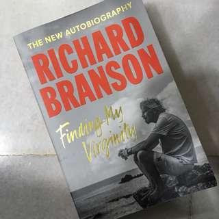 Finding My Virginity- Richard Branson
