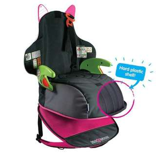 BNIB ​ Trunki Boostapak (Portable travel car booster seat) - Pink