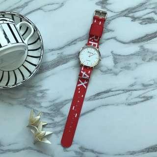Retro vintage watch