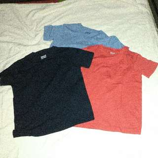 Set of 3 T-Shirts (Old Navy)