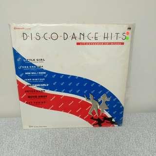 86年 Canton Disco lp黑膠唱片 白透明膠