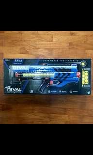 BNIB Nerf Rival Zeus gun