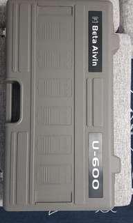 Beta Alvin U600 Pedal Board Carrying Case