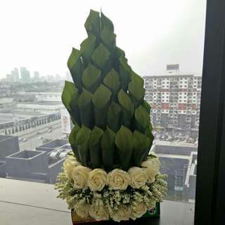 Sirih Junjung with Soap Flower