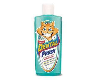 Dental Fresh For Cats 8oz - $12.00