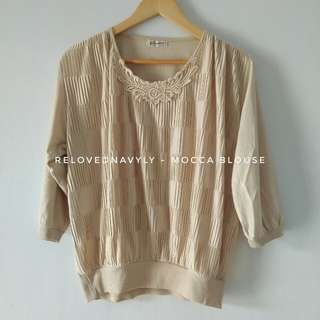 Mocca Blouse