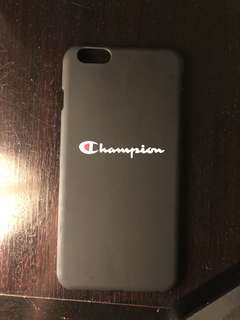 Champion IPhone Case