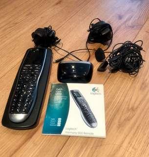 Logitech Harmony 900 Remote 智能搖控