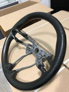 Fd2r steering wheel