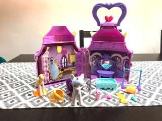 My Little Pony Play set