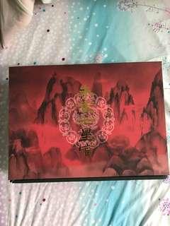 (個人收藏)不思議遊戲之朱雀七星宮禮盒