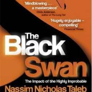 The Black Swan By (author)  Nassim Nicholas Taleb