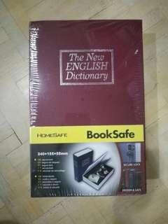 Large secret book safe