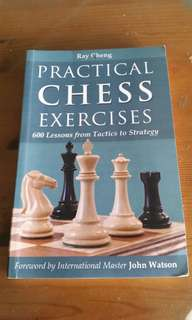 Practical Chess Exercises Book600 Lessons