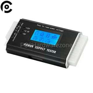 Digital LCD PC Power Supply Tester