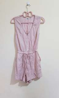 CHICABOOTI pink romper