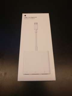 Apple USB C Adapter