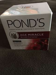 Ponds Age Miracle wrinkle Corrector Exp Dec 2020